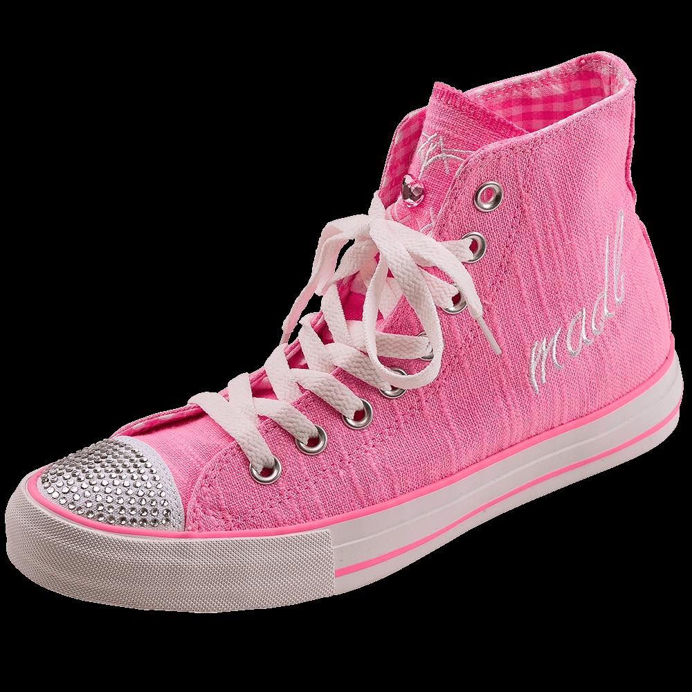 kr ger madl sneaker glitter toe cap pink g nstig kaufen. Black Bedroom Furniture Sets. Home Design Ideas