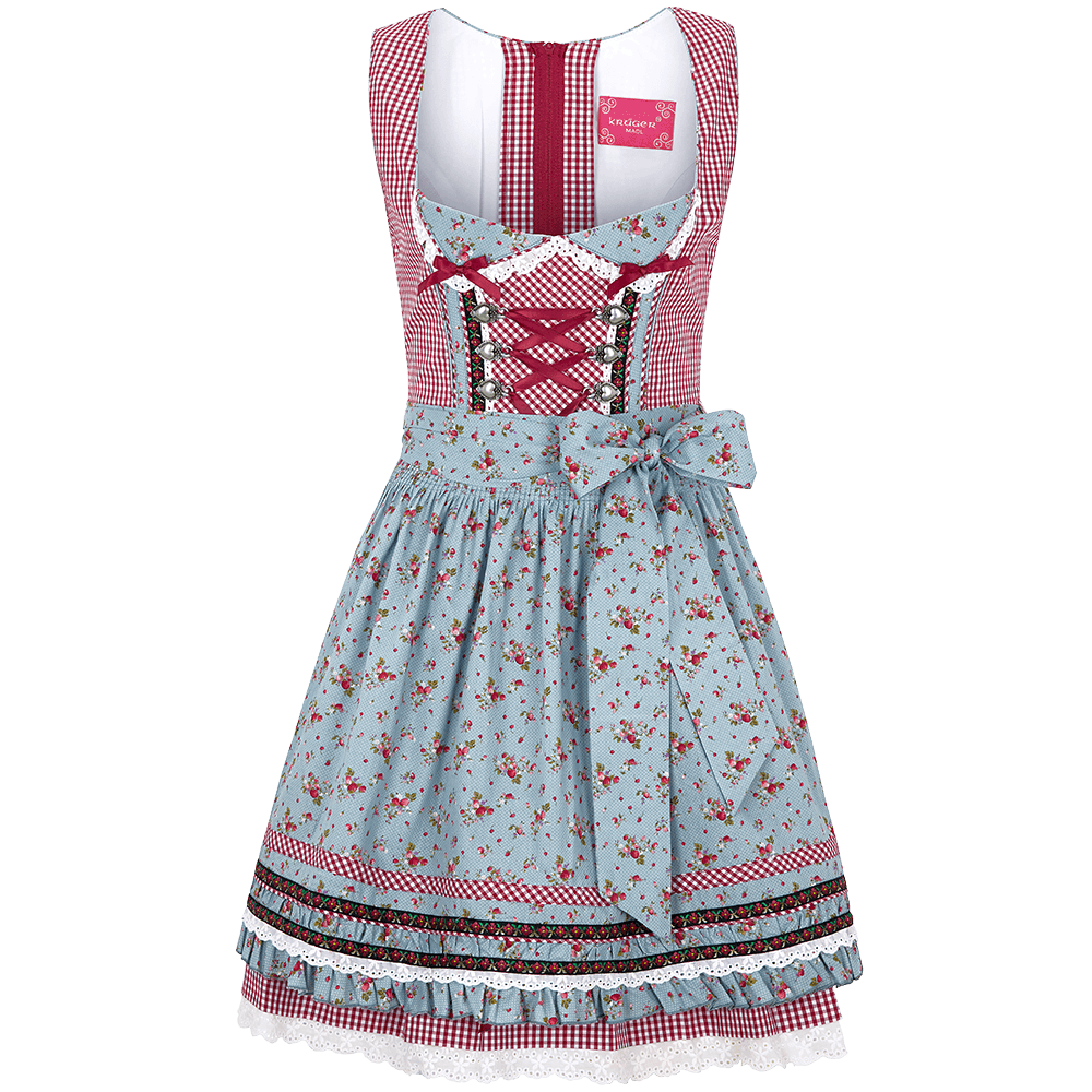 kr ger madl dirndl new strawberry g nstig kaufen. Black Bedroom Furniture Sets. Home Design Ideas