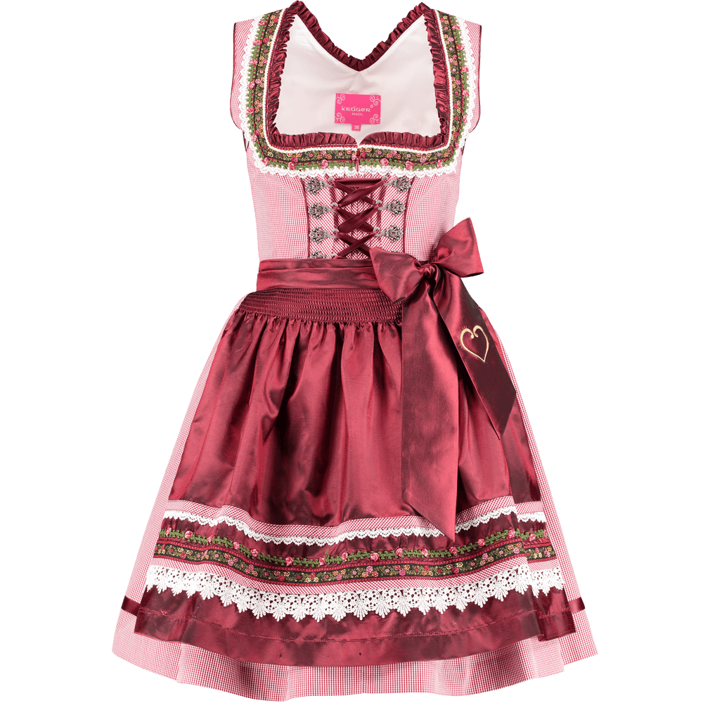 kr ger madl dirndl red star g nstig kaufen. Black Bedroom Furniture Sets. Home Design Ideas