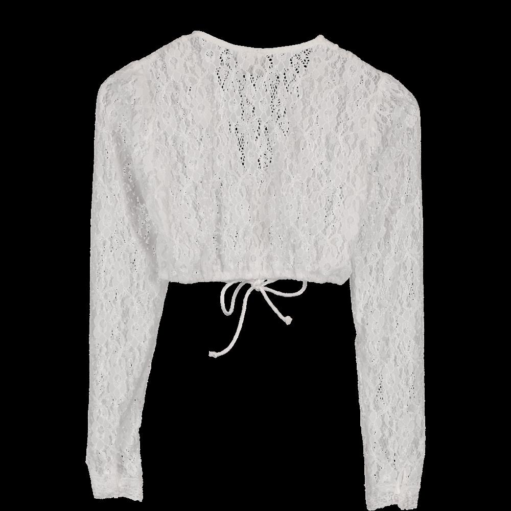 Spieth   Wensky langarm Dirndlbluse weiss, Florenz   Alm-Fashion f69518074e