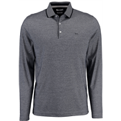 BRAX Polo-Shirt Pharell blau