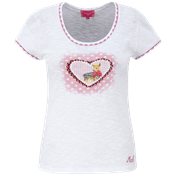 Krüger Mald: T-Shirt BAMBI IN LOVE