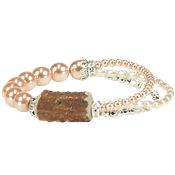Luise Steiner Armband Ophra rose