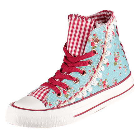 Kr�ger Madl: Sneaker STRAWBERRY