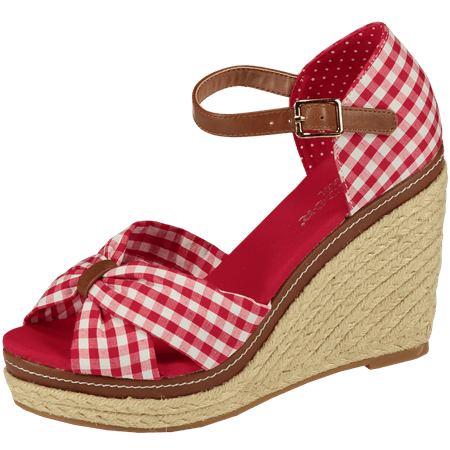 <P>Kr�ger Madl Wedges Duchess rot</P>