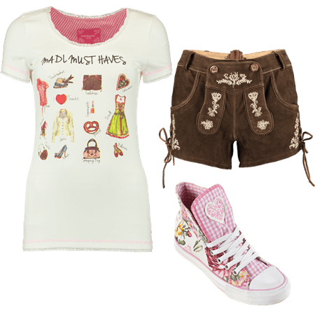 Trachtenoutfit Must Haves