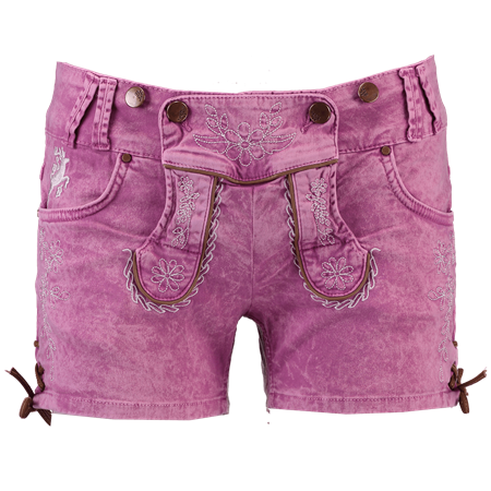 HangOWear Color Short Damen pink