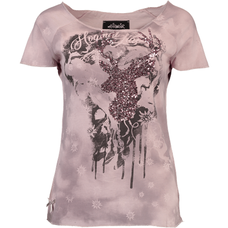 HangOWear Trachten-T-Shirt Lilly rose