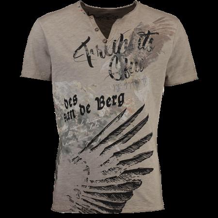 lowest price 47aa6 028cf Trachten T-Shirt Herren Oktoberfest T-Shirts   Alm Fashion